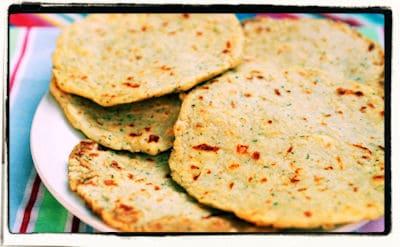 Tortillas de queso