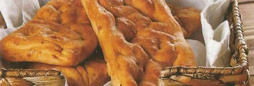 Pan flat con chile chipotle